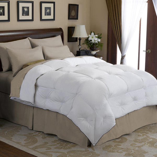 Wonderful Pacific Coast™ SuperLoft™ Medium Warmth Down Comforter