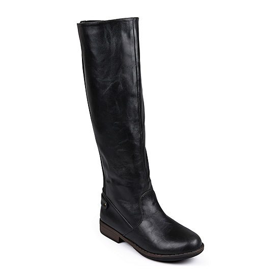 d70a95228f0 Journee Collection Lynn Wide Calf Riding Boots - JCPenney