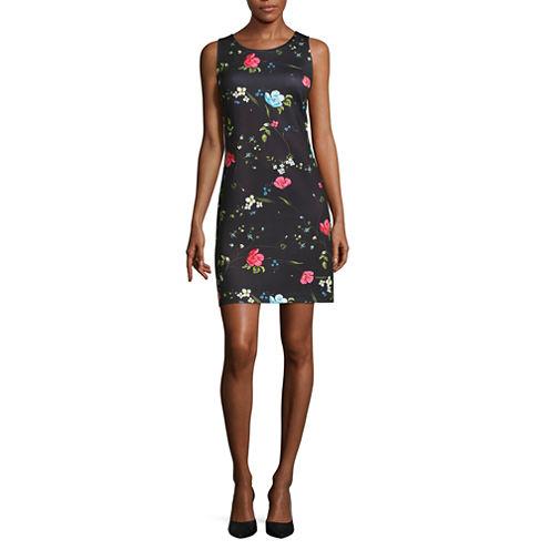 Worthington Floral Shift Dress