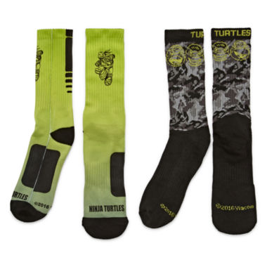 TMNT Crew Socks 2-pc.