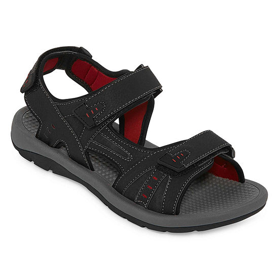 St. John's Bay Mens Sumber Strap Sandals