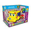 The Learning Journey Remote Control Shape Sorter - Letterland School Bus
