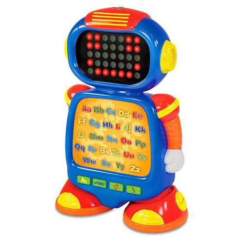 The Learning Journey Touch & Learn - Phonics Bot
