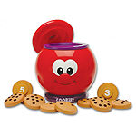 The Learning Journey Learn With Me Count & Learn Cookie Jar
