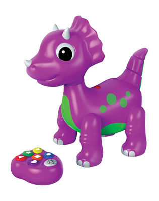 The Learning Journey Remote Control Colors & Shapes Dancing Dino