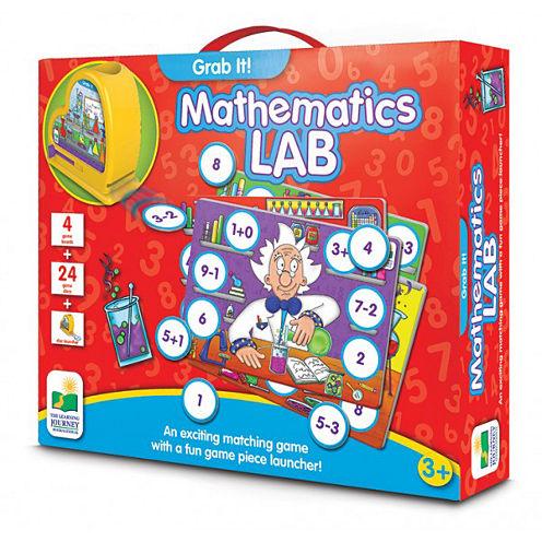 The Learning Journey Grab It! Mathematics Lab
