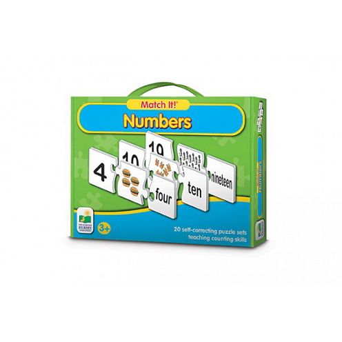 The Learning Journey Match It! - Numbers 60-pc. Puzzle