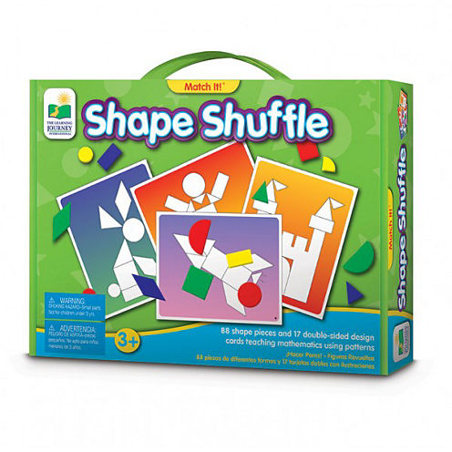 The Learning JourneyMatch It! Shape Shuffle