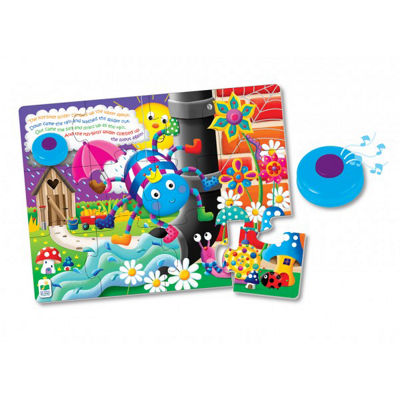 The Learning Journey My First Sing Along Puzzle -Itsy Bitsy Spider