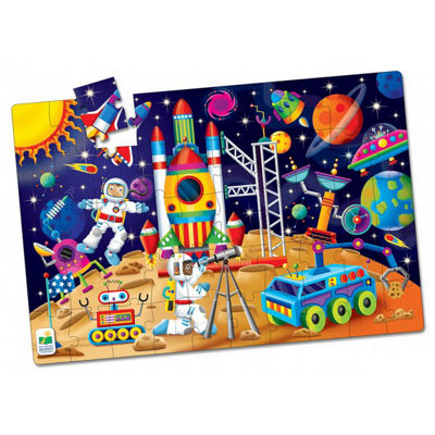The Learning Journey Jumbo Floor Puzzles
