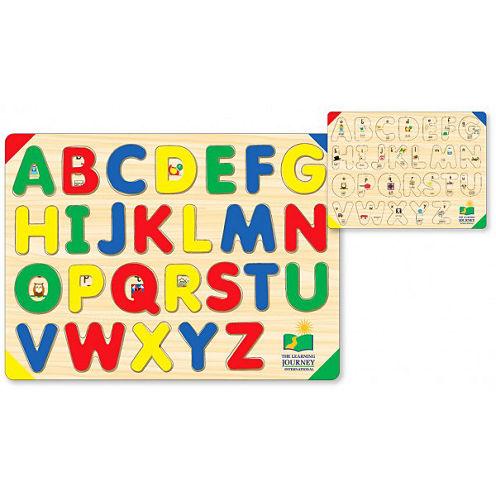 Lift & Learn Abc Puzzle Puzzle