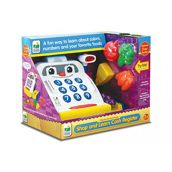 The Learning Journey Shop And Learn Cash Register