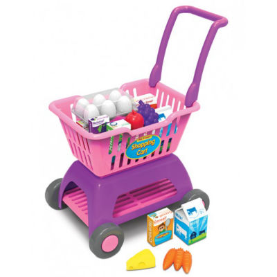 The Learning JourneyPlay and Learn Shopping Cart