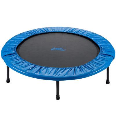 """Upper Bounce® 40"""" Mini Foldable Rebounder Fitness Trampoline"""