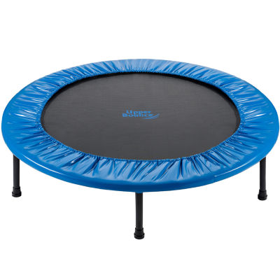 "Upper Bounce® 40"" Mini 2 Fold Rebounder Trampoline with Carry-on Bag Included"