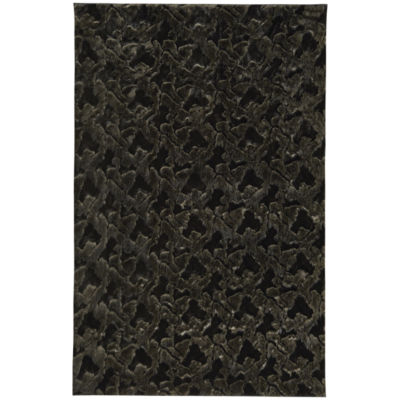 Capel Cozy Shag Rectangular Rug