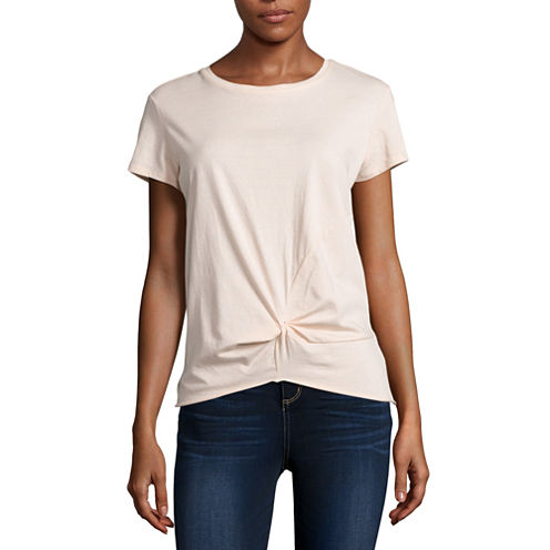 i jeans by Buffalo Twist Front T-Shirt