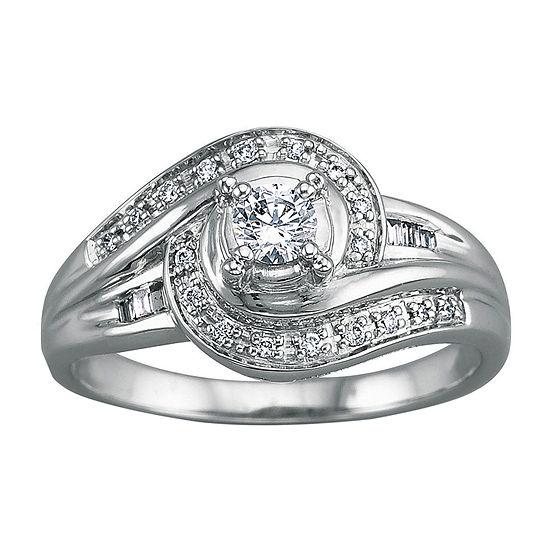 I Said Yes™ Diamond Engagement Ring, 1/4 CT. T.W.