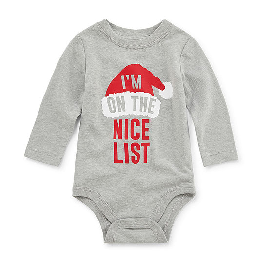 North Pole Trading Co. Baby Unisex Bodysuit