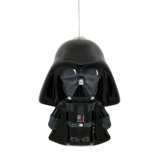 Star Wars® Darth Vader Decoupage Christmas Ornament