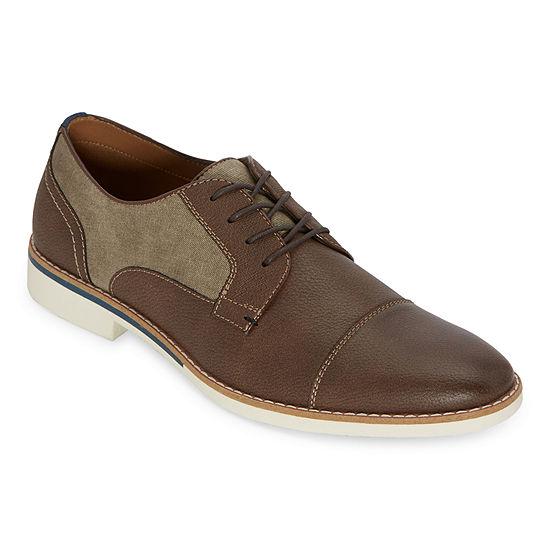 JF J.Ferrar Mens Wren Oxford Shoes