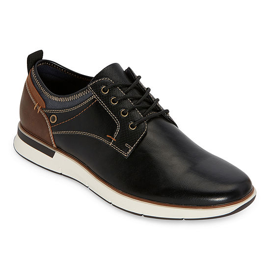 JF J.Ferrar Mens Ike Oxford Shoes