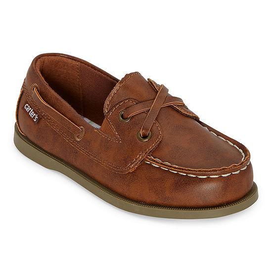 Carter's Toddler Boys Bauk2 Boat Shoes