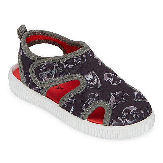 Carter's Toddler Boys Troy3-B Slip-On Shoe Round Toe