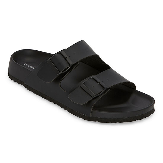 St. John's Bay Mens Rocket Slide Sandals