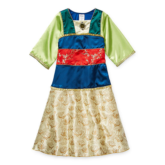 Disney Collection Mulan Girls Costume
