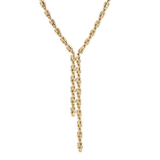 1928 16 Inch Link Y Necklace