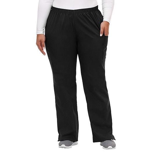 White Swan F3 14920 Swan Unisex Drawstring Pants - Big & Tall