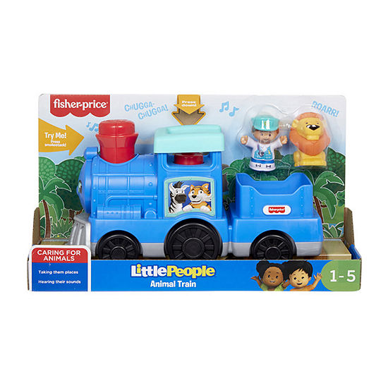 Fisher-Price Little People Zoo Train