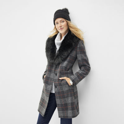 Liz Claiborne Heavyweight Overcoat