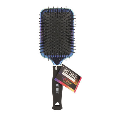 Hot Tools® Rainbow Collection Paddle Brush
