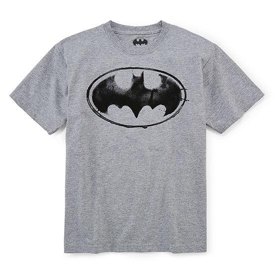 Batman Logo Tee - Boys 8-20