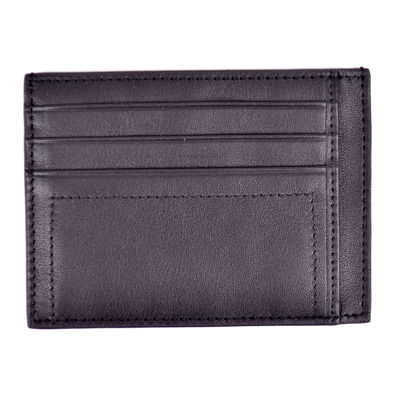 Royce® Nappa Leather Prima Card Case