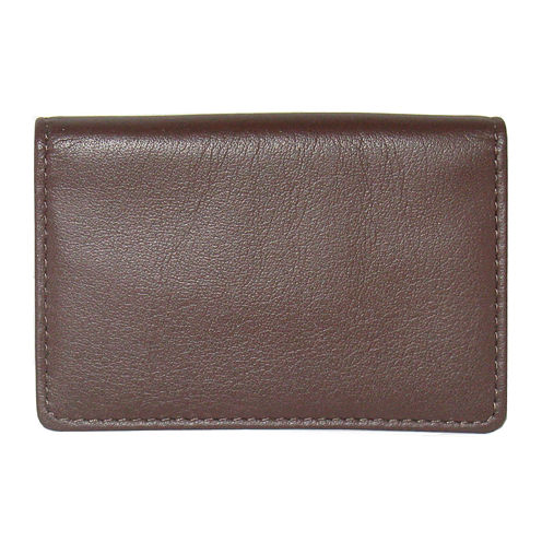 Royce® Leather Deluxe Card Holder