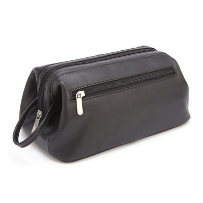 Royce® Leather Toiletry Bag