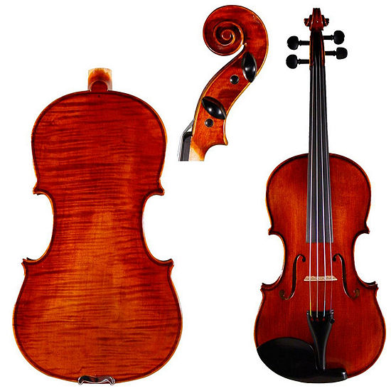 M. Ravel 4/4 Violin Outfit