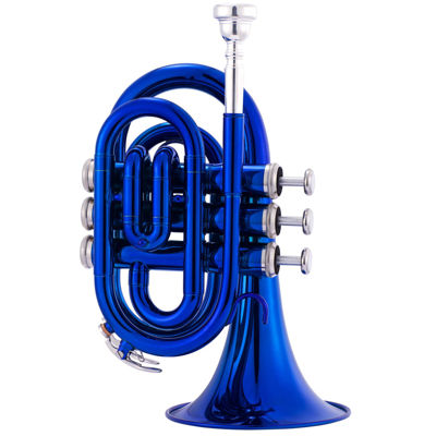 Ravel RPKT1 Pocket Trumpet