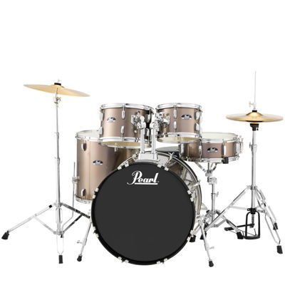 Pearl Roadshow RS525S 5-pc. Drumset with Hardware & Cymbals