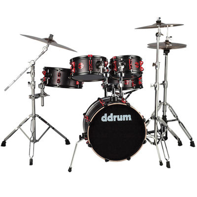 ddrum Hybrid 5-pc. Compact Kit