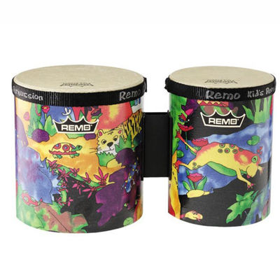 "Remo Kids 5"" and 6"" Bongo Set"