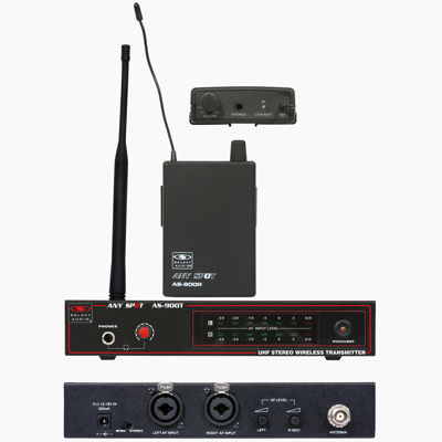 Galaxy Audio AS-900 Wireless - K3