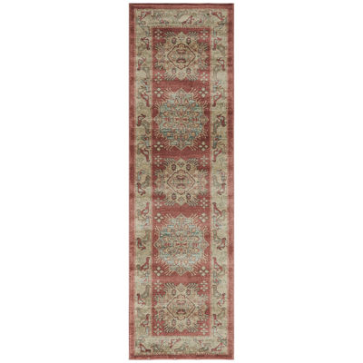 Momeni® Medallion Runner Rug