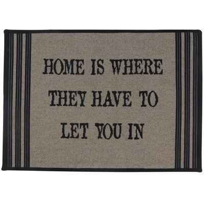 Home Story Rectangular Rug