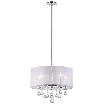 Marianne Flush-Mount Pendant Light