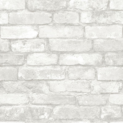 Brick Peel-and-Stick Wallpaper
