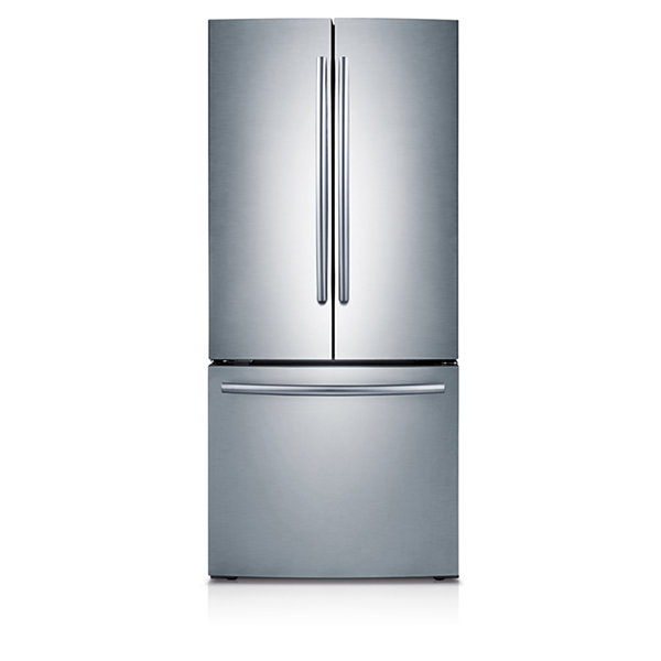 Charmant 30u201d Wide French Door Refrigerator
